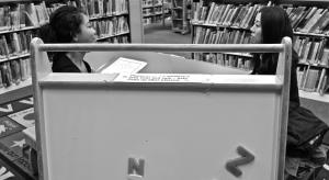 Les Pipelettes de la Bibliothèque
