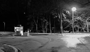 Parking Lot D or the Loneliest Job