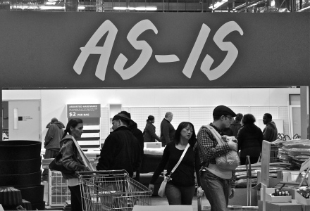 As-Is