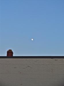 Presqu'une Pleine Lune
