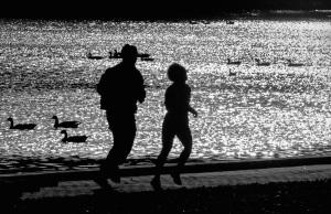 Jogging Crépusculaire